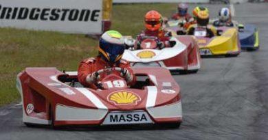 Kart: Massa fecha lista de convidados ao Desafio das Estrelas