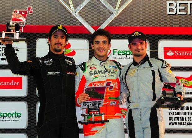 Desafio Internacional das Estrelas: Jules Bianchi vence prova noturna