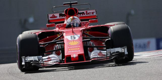 F1: Sebastian Vettel é o mais rápido no primeiro treino livre em Abu Dhabi