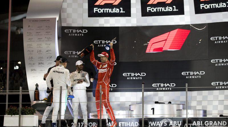 F1: Hamilton e Vettel dizem preferir antigo logo da Fórmula 1