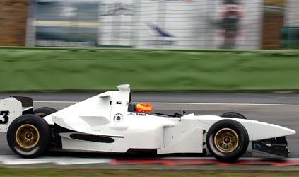 F3000 Européia: Luiz Razia é o mais rápido em Vallelunga
