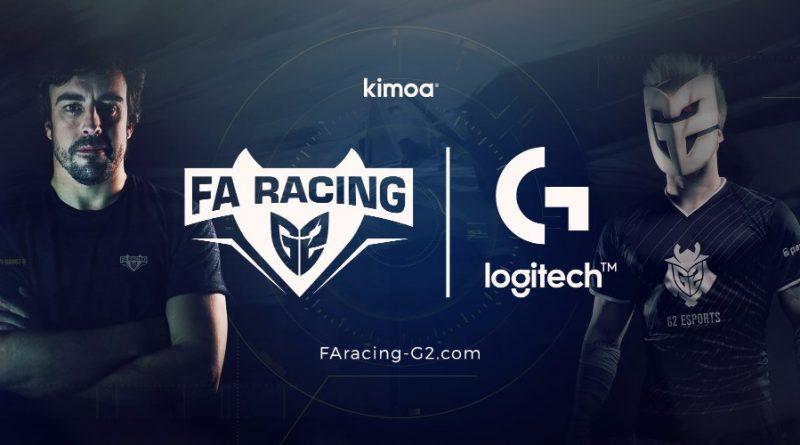 Jogos: Fernando Alonso funda equipe própria de automobilismo virtual