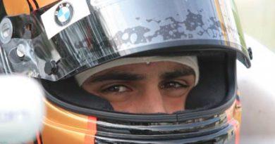 F-BMW Européia: Tiago Geronimi comemora o segundo melhor tempo em Barcelona
