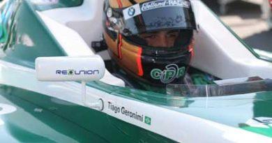 F-BMW Européia: Tiago Geronimi bate e não se classifica na corrida deste domingo em Barcelona