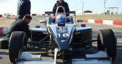 F-BMW Américas: Ruiz Filho fez mais duas sessões de treinos nos EUA