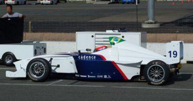 F-BMW Americana: Ruiz Filho fecha primeira rodada na terceira posição