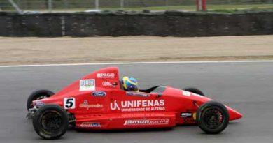 F-Ford Inglesa: Victor Corrêa vai correr na preliminar da A1GP na Inglaterra