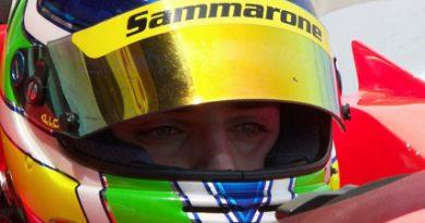 F-Renault Norte-Européia: Vinícius Sammarone conclui dia de treino privado em Zolder