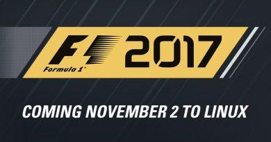 Jogos: Agora é oficial, F1 2017 será lançado para Linux hoje