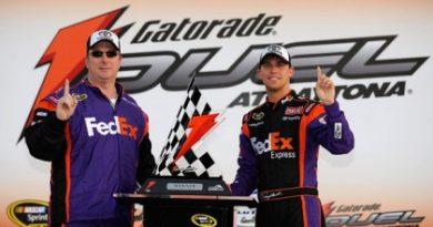 Nascar Sprint Cup: Definido o grid de largada para as 500 Milhas de Daytona
