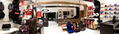 Informações: Inaugurada a U|Racer, uma nova loja para amantes e profissionais do esporte