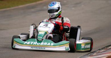 Kart: Marcelo Anselmi começa hoje a luta pelo prêmio da Seletiva Petrobrás