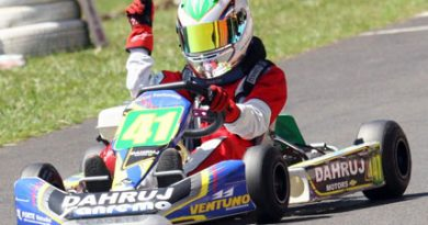 Kart: Arena Schincariol sediará, neste domingo, terceira etapa do Ituano