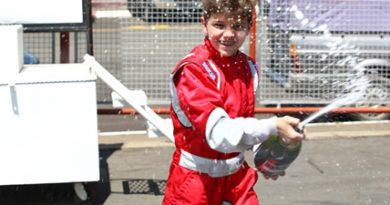 Kart: Artur Fortunato é campeão do Ituano em 2008