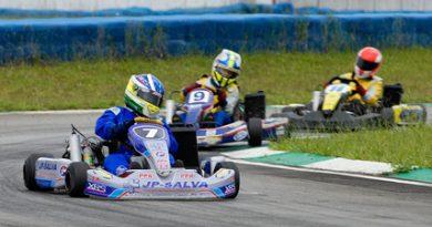 Kart: Cattucci e Hyppólito vencem na Biland e mantém liderança no campeonato