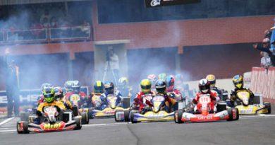 Kart: Definidos os campeões do II GP Brasil de Kart e do III Brasileiro de Shifter Kart