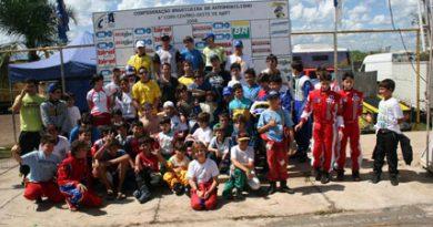 Kart: Copa Centro-Oeste chega à metade do campeonato