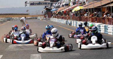 Kart: Copa Centro-Oeste volta ao DF, desta vez no Waltinho Ferrari