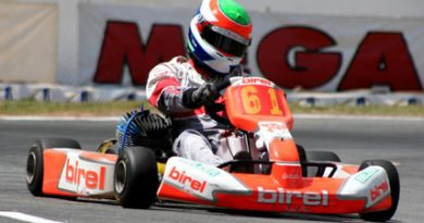 Kart: Sábado de poucas alegrias para a Sabiá Racing na Granja Viana