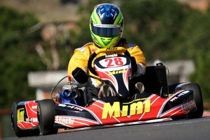 Kart: Arena Schincariol terá três competições nacionais na próxima semana