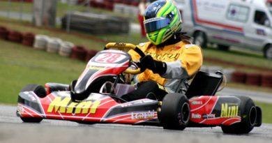 Kart: Título antecipado, vitória e ótimos resultados para a Kart Mini na Granja