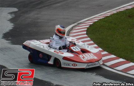 Kart: Barrichello é campeão do Desafio das Estrelas