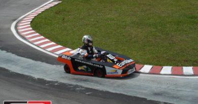 Kart: Lucas Di Grassi é o mais rápido no 2º treino