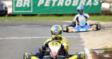 Kart: Felipe Guimarães volta ao kart para garantir vaga na Seletiva