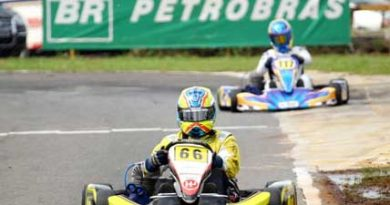 Kart: Kart Mini vence na categoria TOP da Copa Centro-Oeste