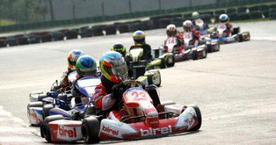 Kart: Rodada dupla espetacular na 5ª etapa do Light