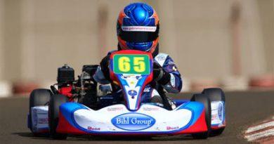 Kart: Gabriel Sereia pode ser campeão Sul-Brasileiro neste fim de semana