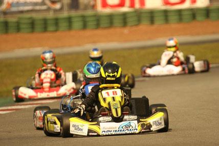 Kart: Mais um sábado de vitórias para a Kart Mini na Copa SP Light