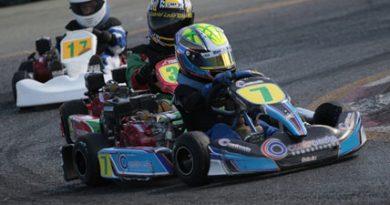 Kart: João Pedro Custódio fez sua melhor corrida na Copa Centro-Oeste