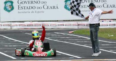 Kart: Quake2 sai com um título e várias lições do Brasileiro do Ceará