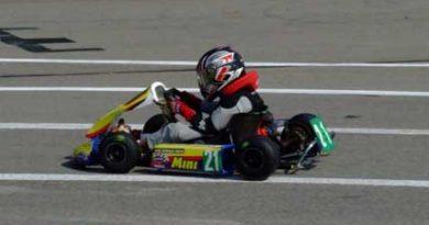 Kart: Kar Mini comemora mais um título Internacional