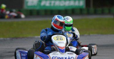 Kart: Leonardo Cordeiro e Nicolas Costa são os últimos finalistas da Seletiva