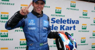 Kart: Leonardo Cordeiro vence final da seletiva de kart Petrobras