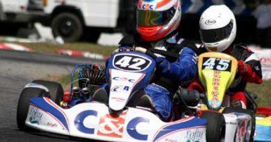 Kart: Carioca Voador é Campeão Brasileiro da Novatos