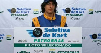 Kart: Gabriel Navarrete está na final da Seletiva Petrobras