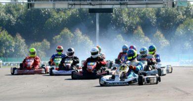 Kart: Encerrado, no Velopark, o I Troféu Codasur de Karting