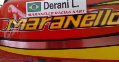 Kart: Pipo Derani disputa neste fim de semana o importante Andrea Margutti, em Parma, na Itália