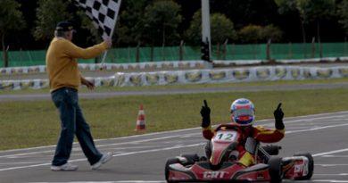 Kart: Pipo Derani é o Campeão do I Troféu Codasur de Kart na Sudam Jr.