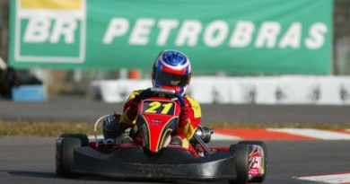 Kart: Pipo Derani conquista vaga na Seletiva de Kart
