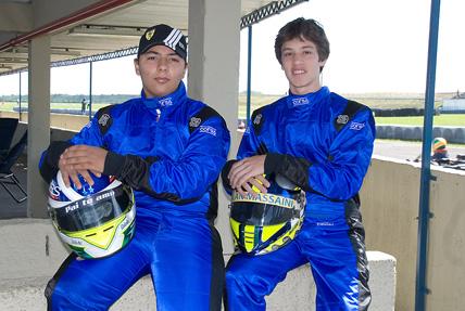 Kart: Ricardo Sargo e XRS Motorsports prontos para maratona de kart