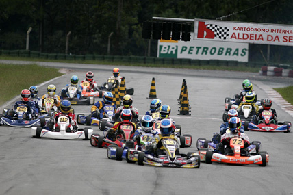 Kart: Próxima etapa da Seletiva será em Goiânia
