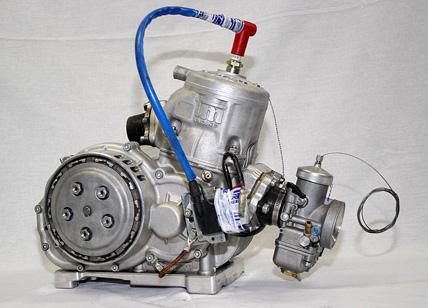 Kart: Categoria Shifter usará motores próprios