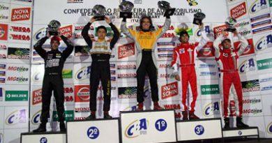 Kart: Domínio da Kart Mini no Campeonato Brasileiro de Shifter