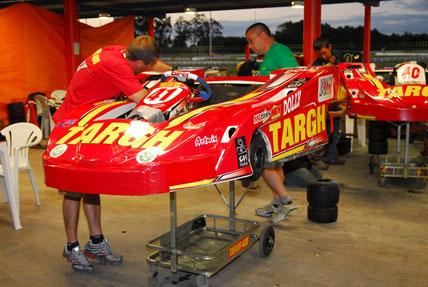 Kart: Targh 400 anuncia formação de equipe para Brasileiro de Endurance