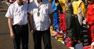 Kart: Campeão da Cadete ganha visita ao GP do Brasil de F1