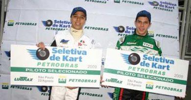Kart: Seletiva terá participantes mais jovens da história em Volta Redonda